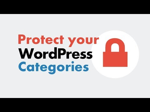 Protect Specific Categories In WordPress By Using Access Category Password Plugin.