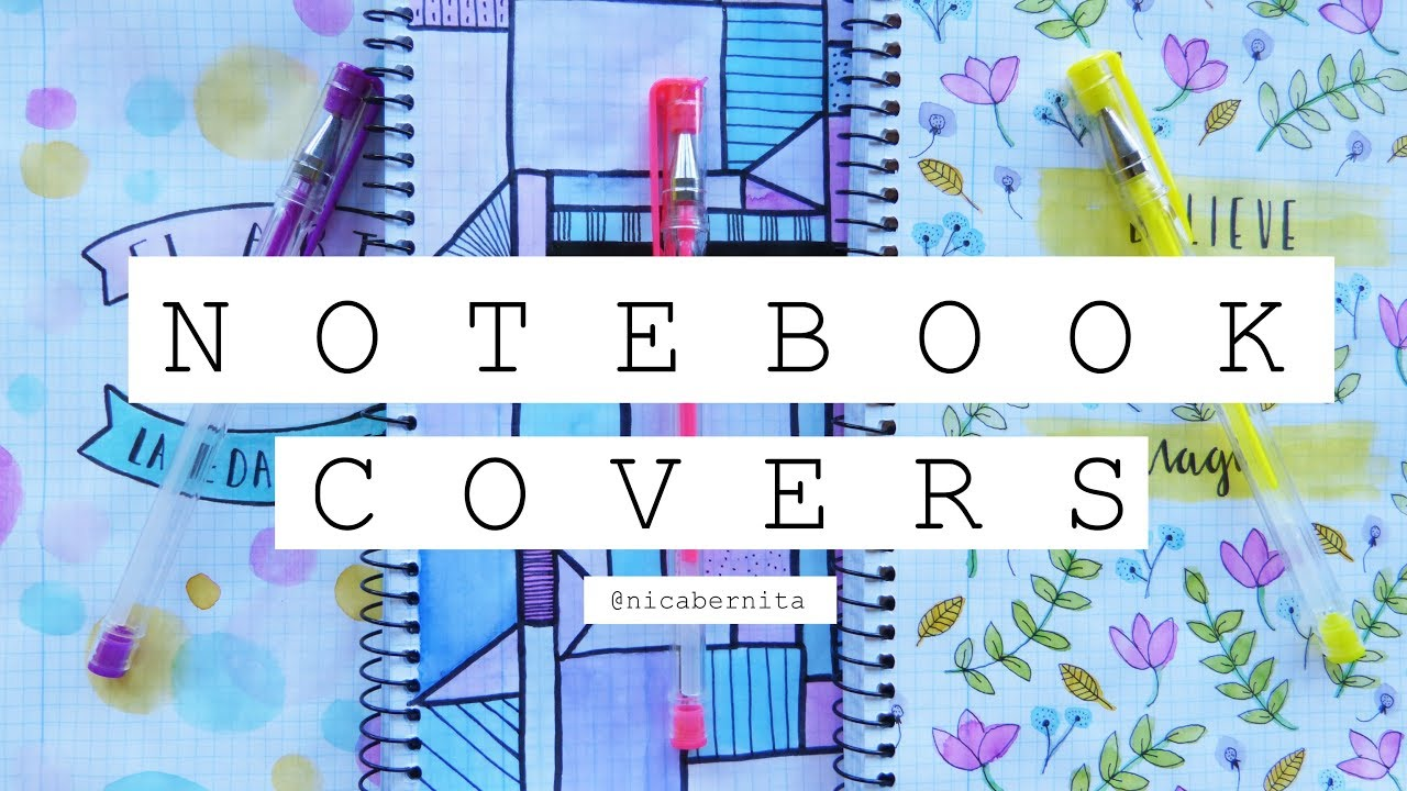 diy notebook coverfirst page design �� cover pages
