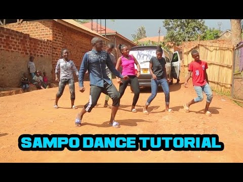 Sampo  Dance TuTorial by Triplets Ghetto Kids thumbnail