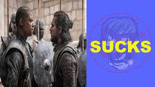 Game of Thrones Finale SUCKS! Spoiler Alert!