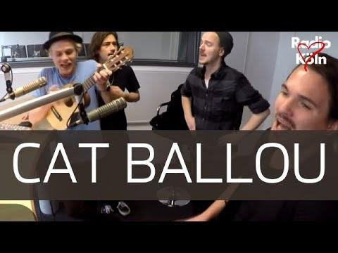 Radio Köln   Cat Ballou -  Immer immer widder - unplugged
