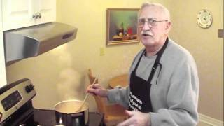 Cooking With Galileo Ii - Homemade Pasta Fagioli
