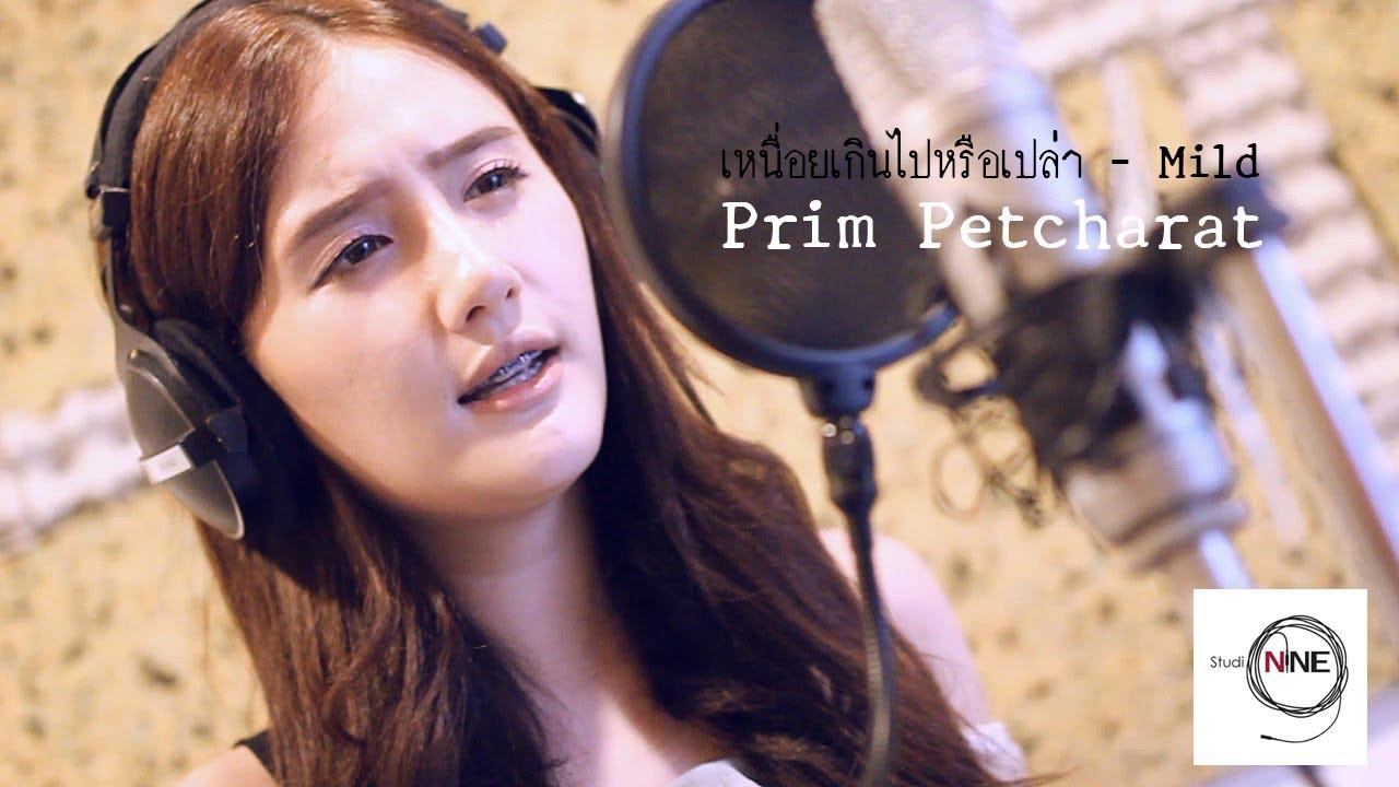 เหนื่อยเกินไปหรือเปล่า - Mild [cover by] Prim Petcharat (พริม)