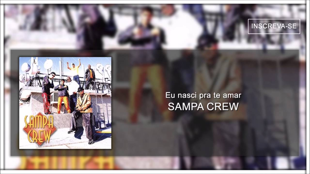 Sampa Crew's 'Eu Nasci Pra Te Amar' sample of Midnight Star's