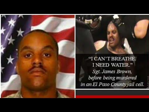 Rest In Peace Army Sgt James Brown Youtube