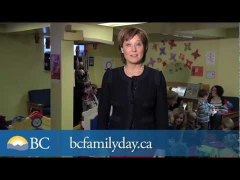BC's first-ever Family Day