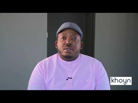 SBC Cape Town post-programme interview - Khoyn
