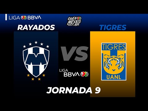 Monterrey U.A.N.L. Tigres Goals And Highlights
