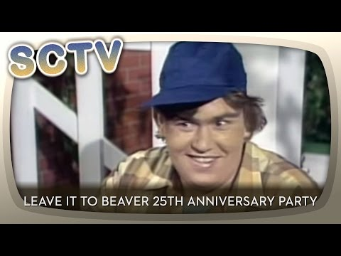 SCTV Leave It To Beaver 25th Anniversary Party