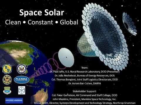 D3 Space Solar Proposal Presentation