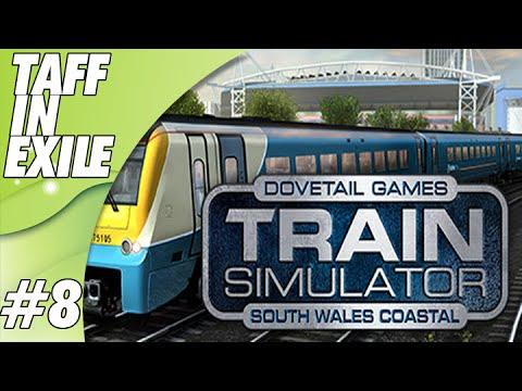 Train Simulator 2016 - E8 - Arriva 175 to Newport!