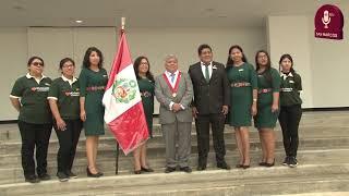 Tema:Ceremonia de inauguración por el 468º Aniversario de la UNMSM