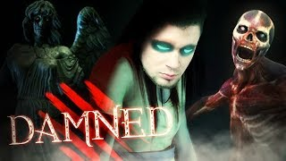 3 POTWORY BLADEUSZA! | Damned [#12] - (With: Eybi, Kryxos, Sanitariusz, Shibo)