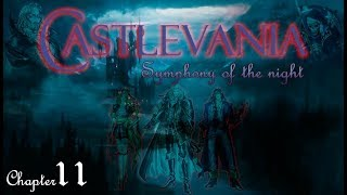 Castlevania - Symphony of the Night   Gameplay part 11 (No commentary walkthrough)
