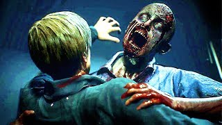 RESIDENT EVIL 2 Remake Bande Annonce de Gameplay 4K (E3 2018)