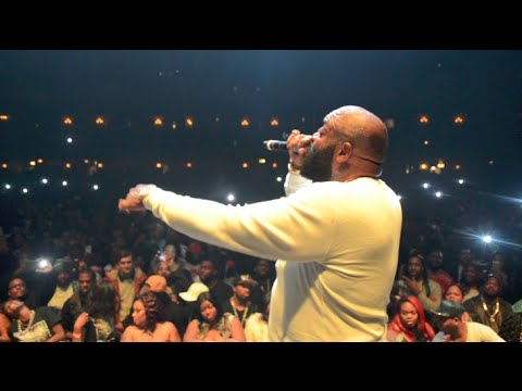 RICK ROSS live @ THE CHICAGO THEATER