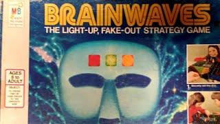 Ep. 176: Brainwaves Board Game Review (Milton Bradley 1977)