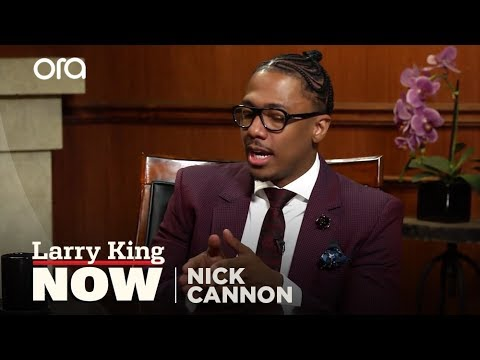 Nick Cannon on his split from Mariah Carey | Larry King Now | Ora.TV