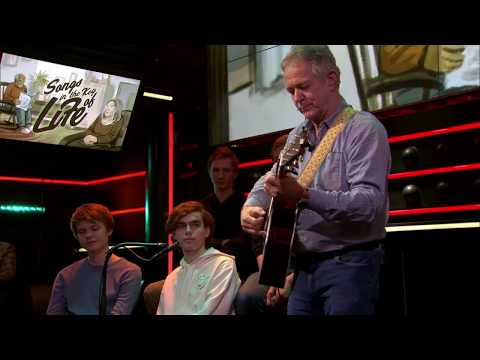Harrie Jekkers - Hello in there (John Prine, Songs in the Key of Life)