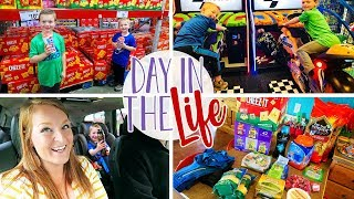 Day In The Life Vlog of a Stay at Home Mom | Sams Club Haul