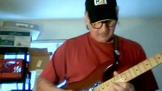 It Must Be A Camel (Zappa) - Brian Catanzaro Live at Home