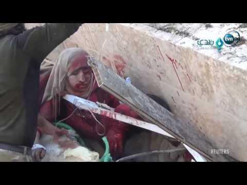 Каждый день в Сирии...
