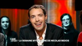La semaine mythomane de Nicolas Bedos #14