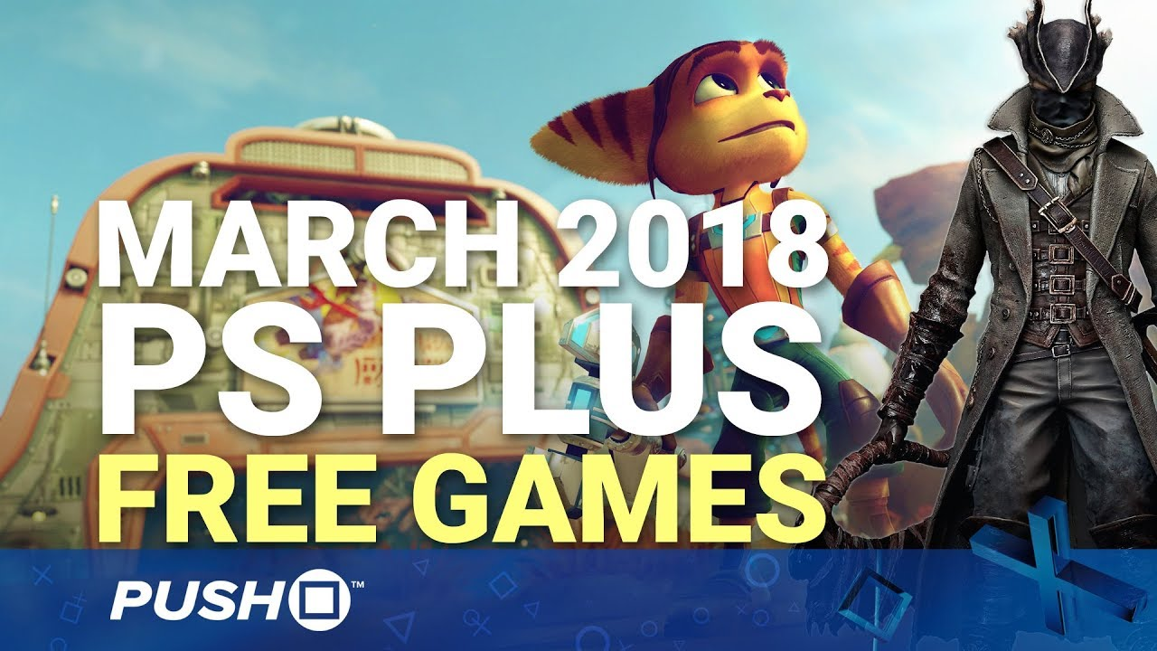 All Free PS Plus Games in 2018 - Guide - Push Square