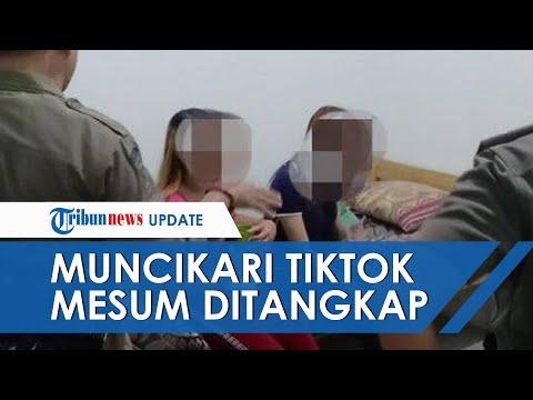 Adegan Mesum Di Video TikTok Jadi Cara Baru Muncikari Di Kalsel Untuk Cari Pelanggan