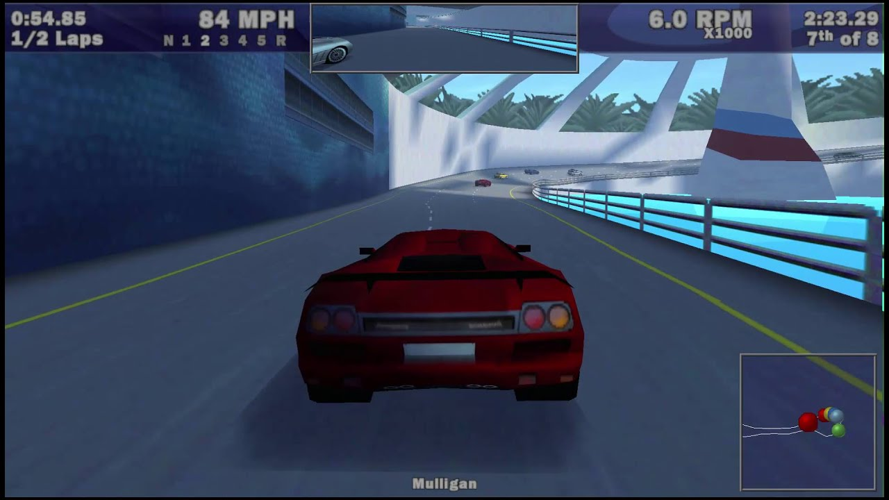Need For Speed Hot Pursuit 1998 NFS History 1994 2015