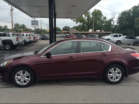 2009 Honda Accord For Sale Near Me Buy Here Pay Here Low 9.9 APR