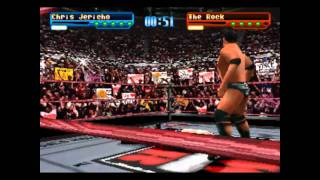 WWF SmackDown! - PS1 - Gameplay HD