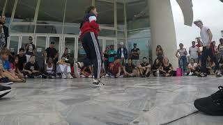 Battle MAMAC 2018 - Bgirl Mia Vs Bboy ??