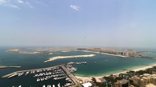3 bedrooms in Princess Tower Dubai Marina for rent