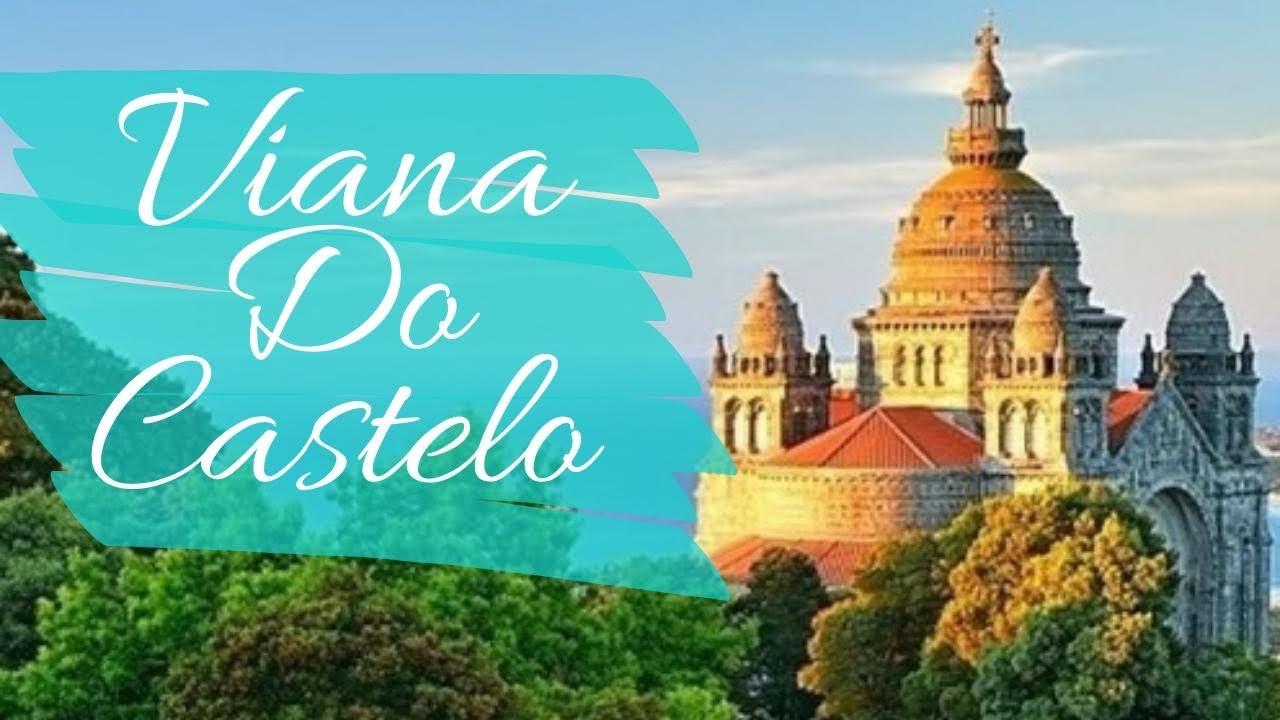 VIANA DO CASTELO - a melhor cidade do interior para morar  #756