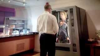 Vending Machine Punch