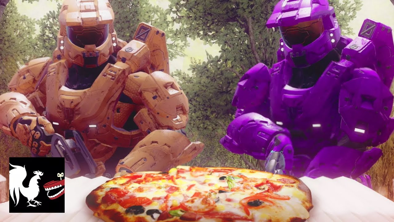 Season 16 Episode 6 A Pizza The Action Red Vs Blue
