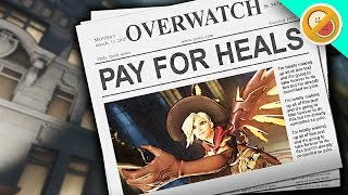 PAY FOR HEALING! | Overwatch (ft. Oasis & Muselk)