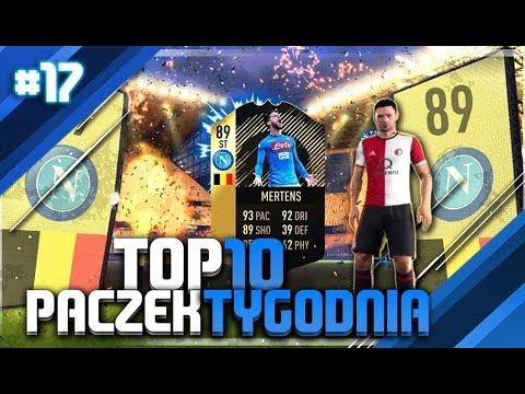 FIFA 18 | TOP 10 PACZEK TYGODNIA  | #17 |