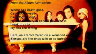 Rusted Root - Scattered (with lyrics from the album Remember)