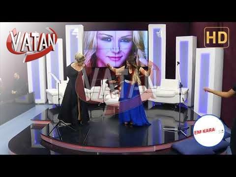 GİZEM KARA SHOW VATAN TV - ŞAHİN YÜCEBAŞ & GİZEM KARA ŞİFREYİ BİL & ŞİŞELER