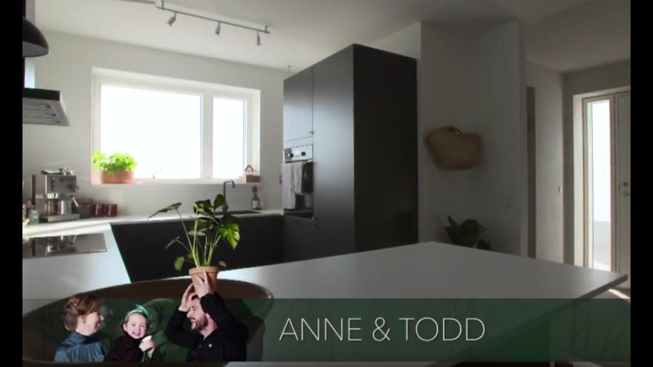 TV2 Nybyggerne 2017 - Køkkener fra AUBO - YouTube