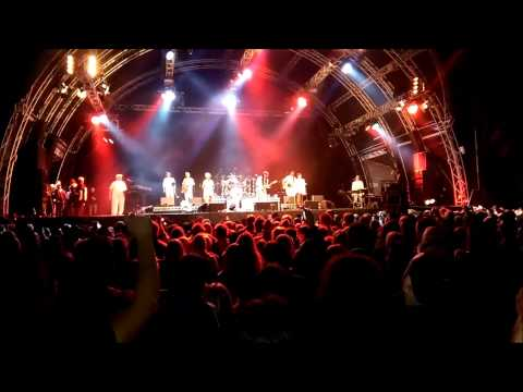 Nile Rodgers and Chic at Belsonic Belfast 2014