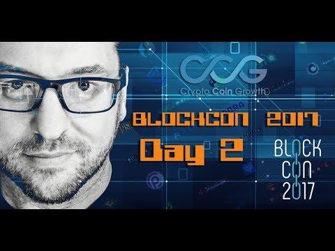 BlockCon Santa Monica Day 2 - Interviews