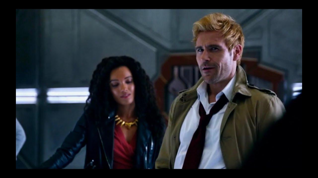 Download The Legends Meet Constantine | Legends of Tomorrow 3x10 | Daddy Darhkest
