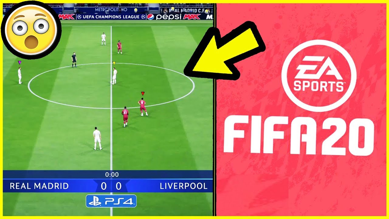 NEW FIFA 20 GAMEPLAY REVEALED & FIFA 20 BETA INFORMATION
