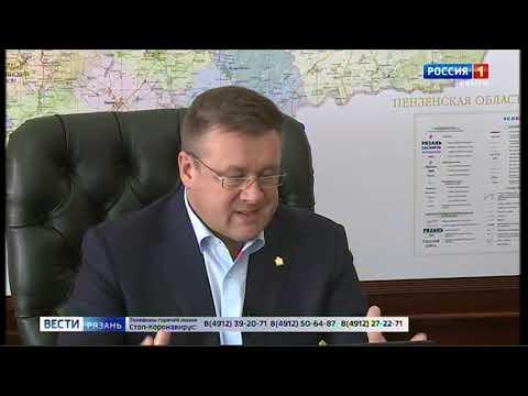 Николай Любимов ответил на вопросы журналистов ГТРК «Ока» по развитию коронавирусной инфекции