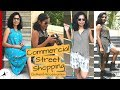 COMMERCIAL STREET BANGALORE SHOPPING 2018 | Clothes & Accessories With Prices | Arpitharai