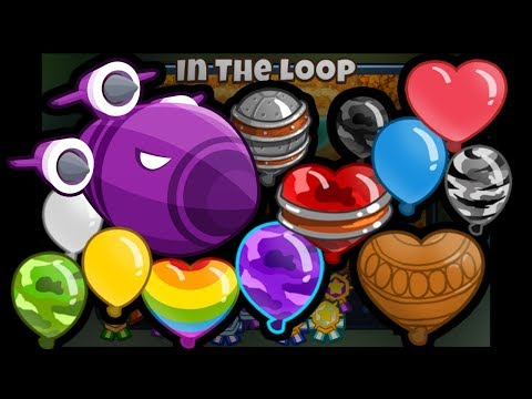 BTD6 - EVERYTHING About Bloon Types