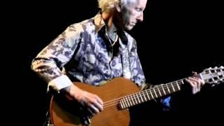 """THE DOORS  """"Spanish Caravan""""  LIVE - 9/29/2012 [Master Guitar Class w/ Robbie Krieger!]"""